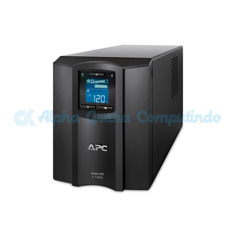 APC Smart-UPS C 1000VA LCD 230V with SmartConnect [SMC1000IC]