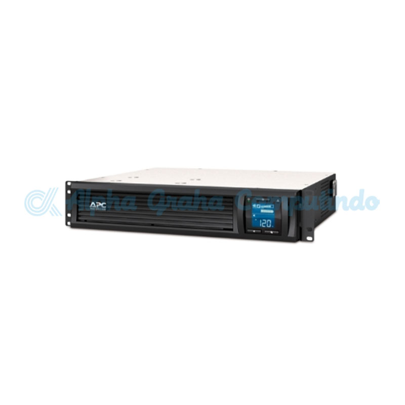 APC Smart-UPS C 1500VA LCD RM 2U 230V with SmartConnect [SMC1500I-2UC]