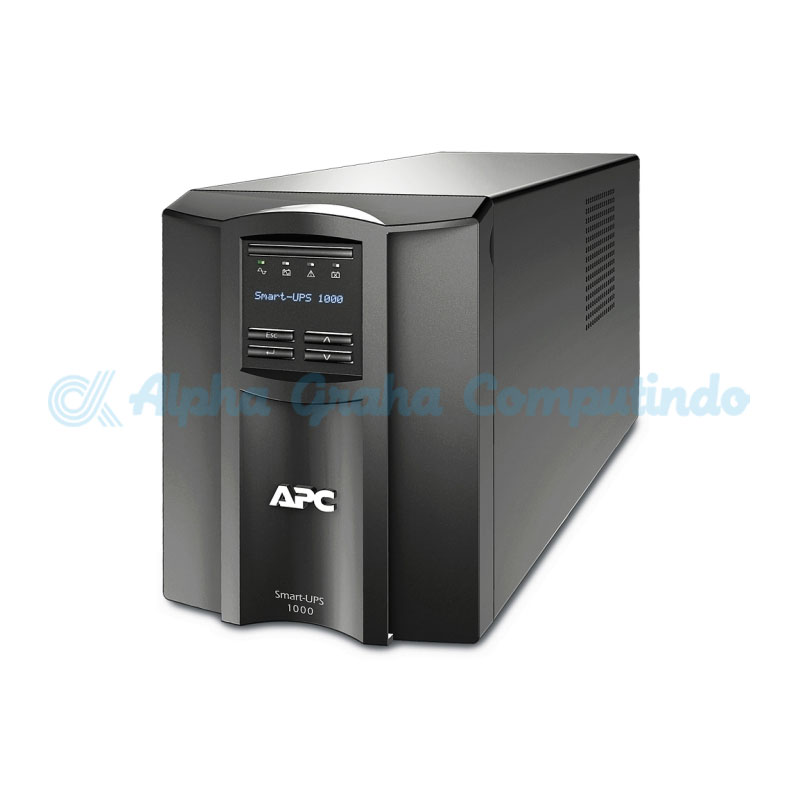APC Smart-UPS 1000VA LCD 230V with SmartConnect [SMT1000IC]