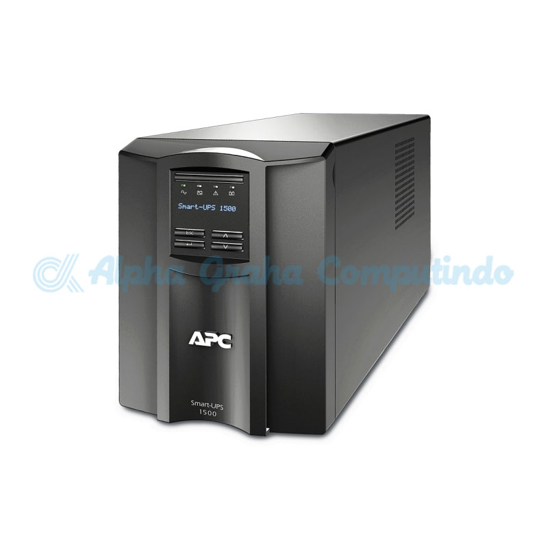 APC Smart-UPS 1500VA LCD 230V with SmartConnect [SMT1500IC]