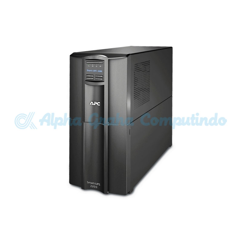 APC Smart-UPS 2200VA LCD 230V with SmartConnect [SMT2200IC]