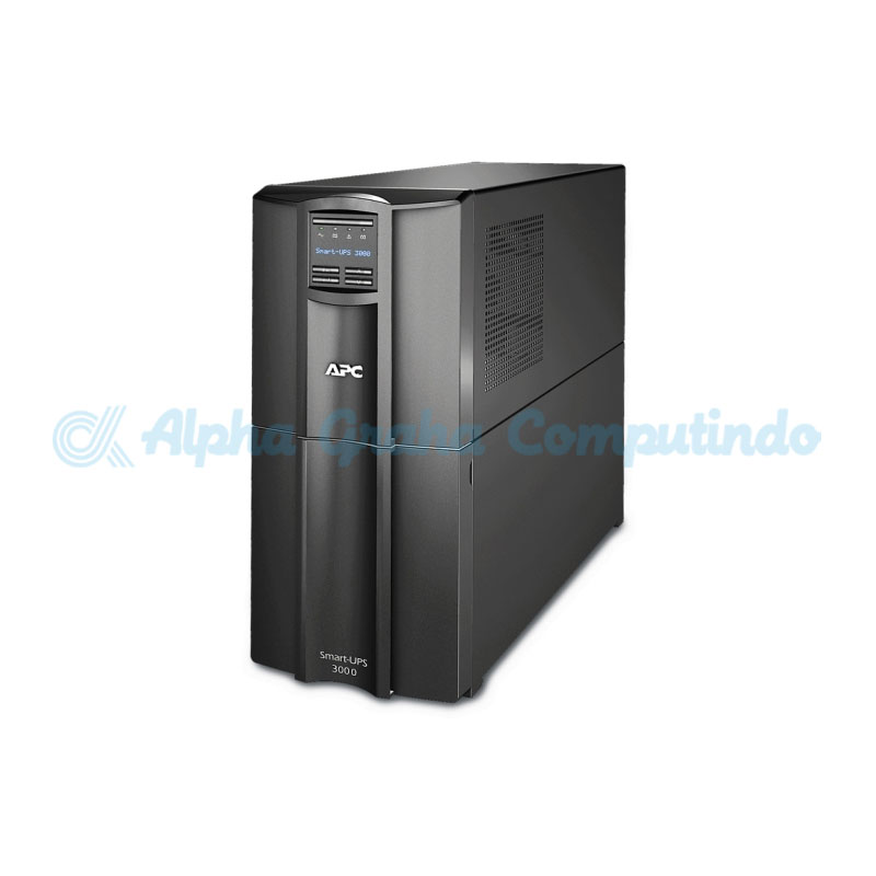 APC Smart-UPS 3000VA LCD 230V with SmartConnect [SMT3000IC]
