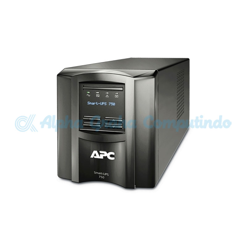 APC Smart-UPS 750VA LCD 230V with SmartConnect [SMT750IC]