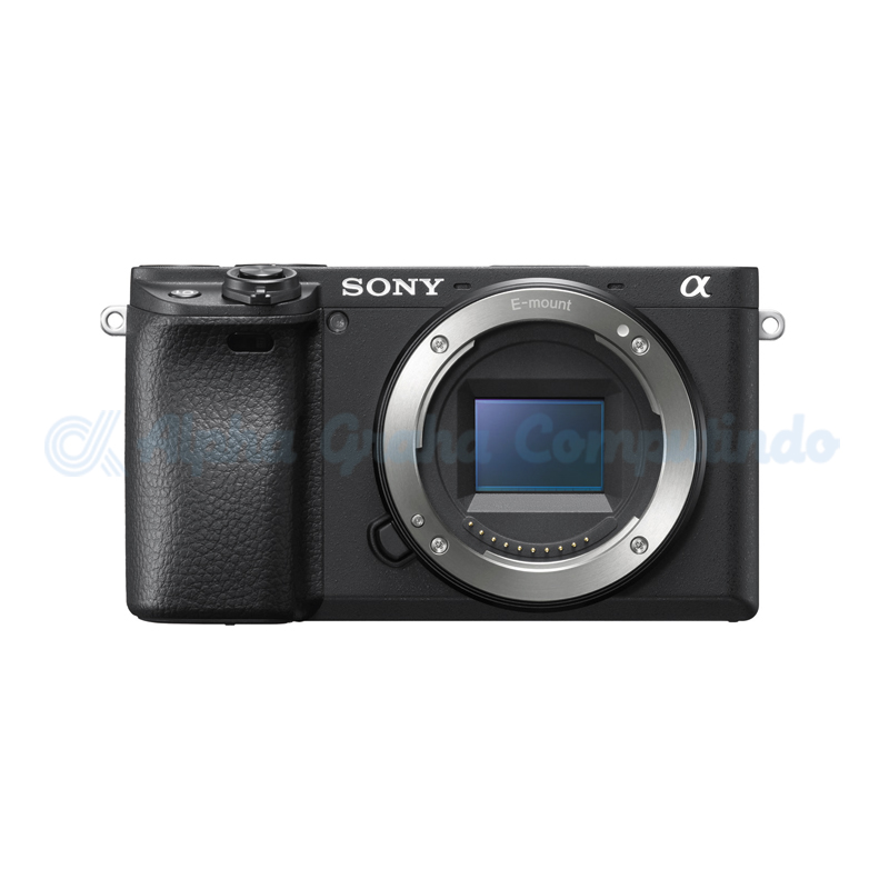 Sony  Alpha a6400 Mirrorless Digital Camera (Body Only) - Black [ILCE-6400]