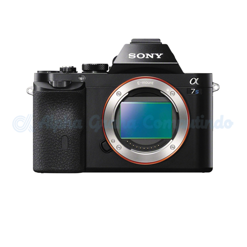 Sony   Alpha a7S Mirrorless Digital Camera [ILCE-7S/BQ AP]