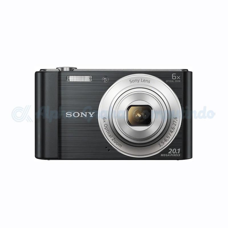 Sony  Cyber-shot W810 Black [DSC-W810]