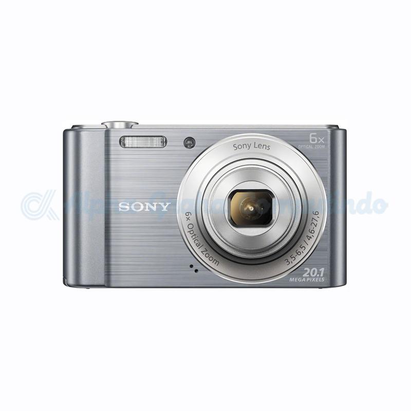 Sony  Cyber-shot W810 Silver [DSC-W810]