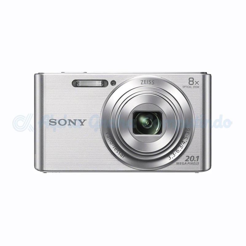Sony  Cyber-shot W830 Silver [DSC-W830]
