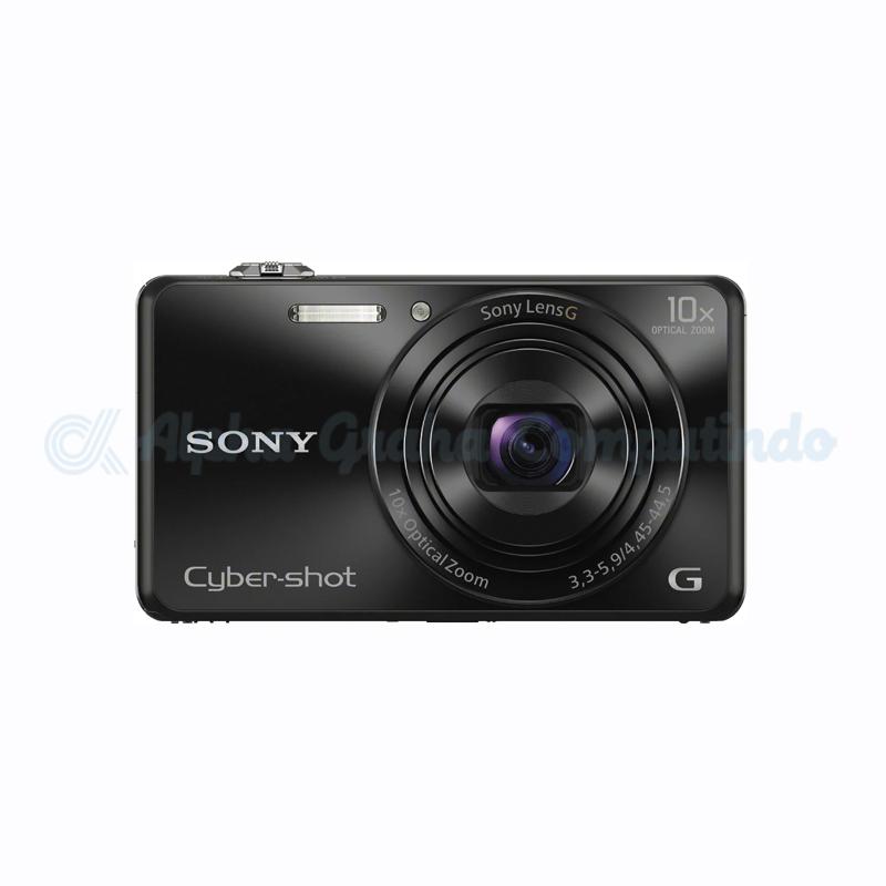 Sony  Cyber-shot WX220 Black [DSC-WX220]