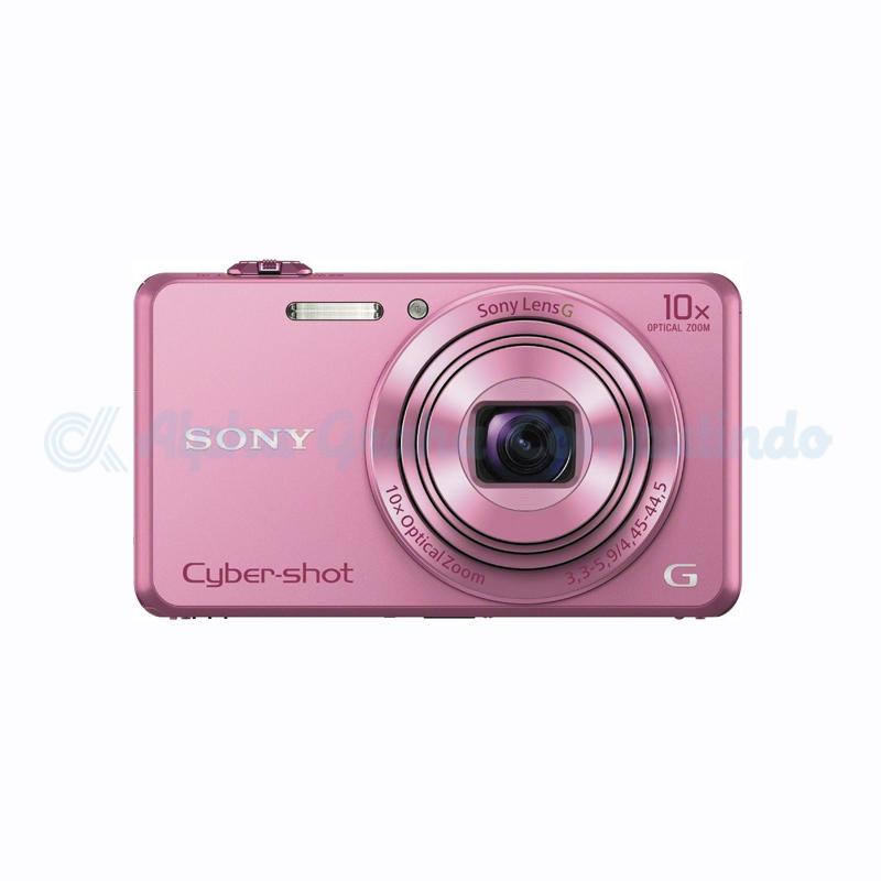 Sony  Cyber-shot WX220 Pink [DSC-WX220]