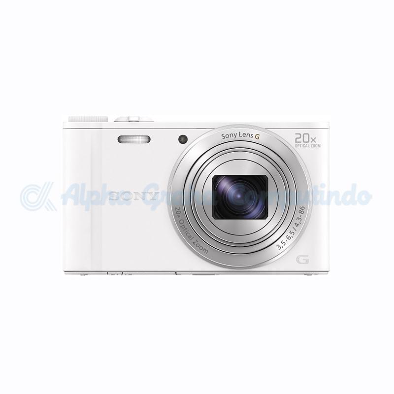 Sony  Cyber-shot WX350 White [DSC-WX350]