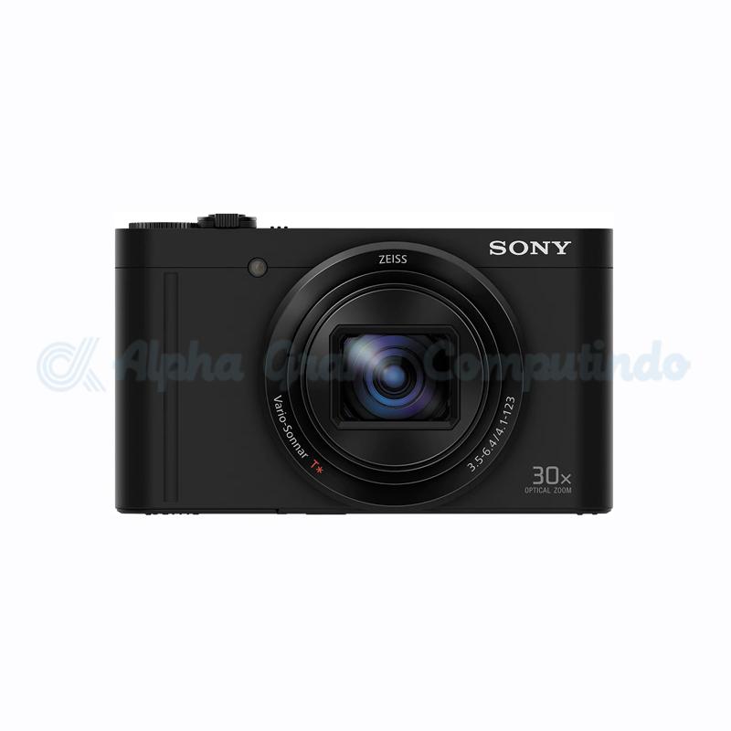 Sony  Cyber-shot WX500 Black [DSC-WX500]