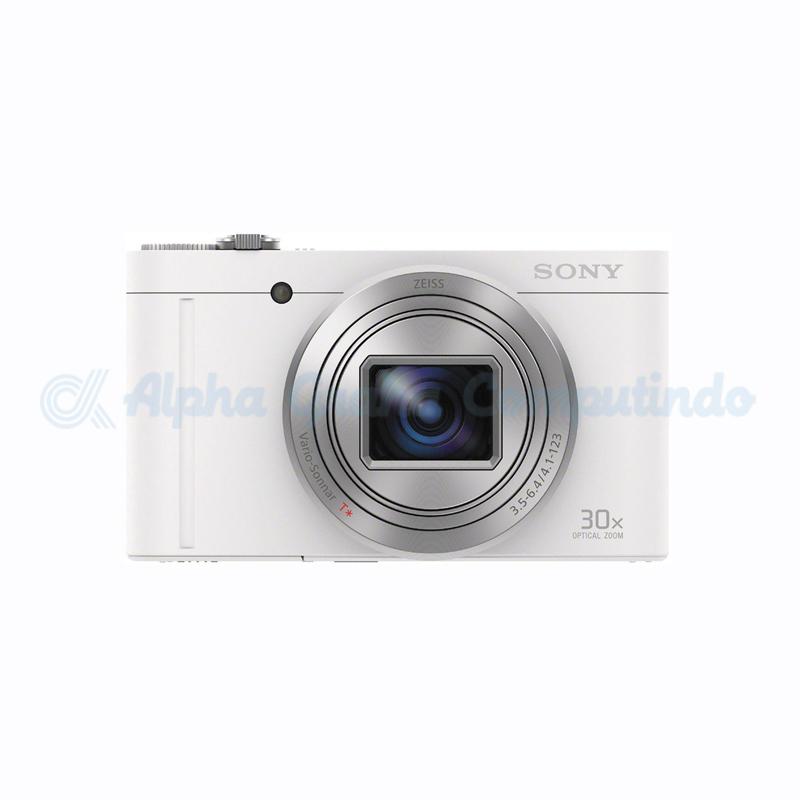 Sony  Cyber-shot WX500 White [DSC-WX500]
