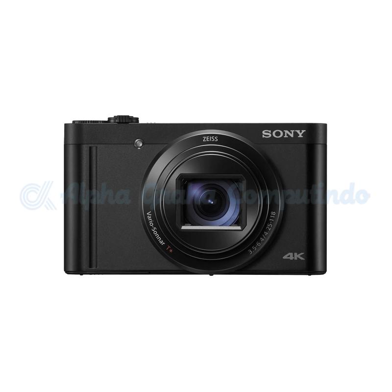 Sony  Cyber-shot WX800 Black [DSC-WX800]