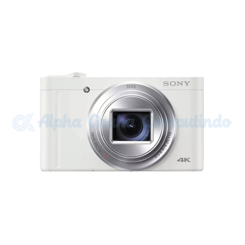 Sony  Cyber-shot WX800 White [DSC-WX800]