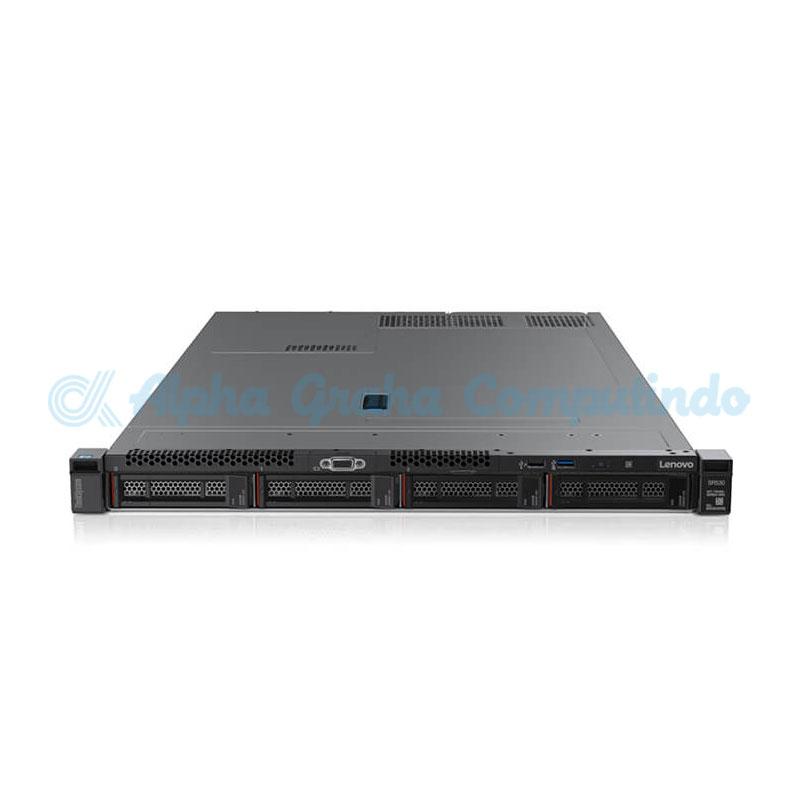 Lenovo  Thinksystem SR530 (Xeon Bronze 3104 6 Core, 8GB, 4x 1.2TB 10K SAS) [7X08A02LSG]