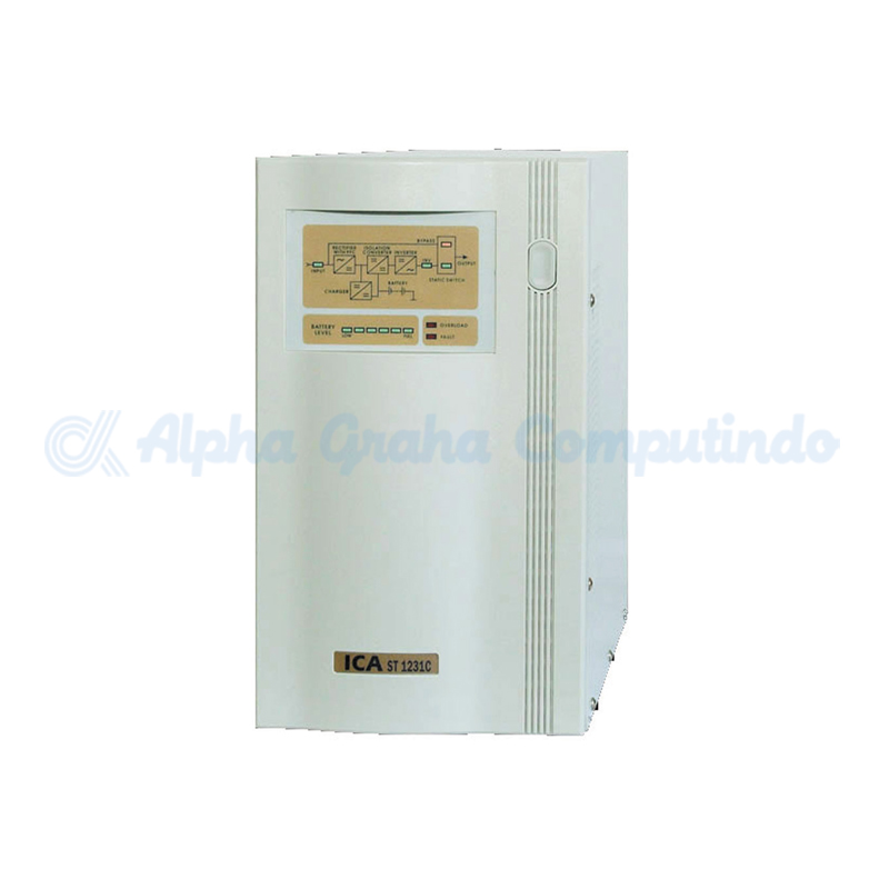 UPS On Line Sinewave UPS ST Series Capacity 2400 VA (ST 1231C)