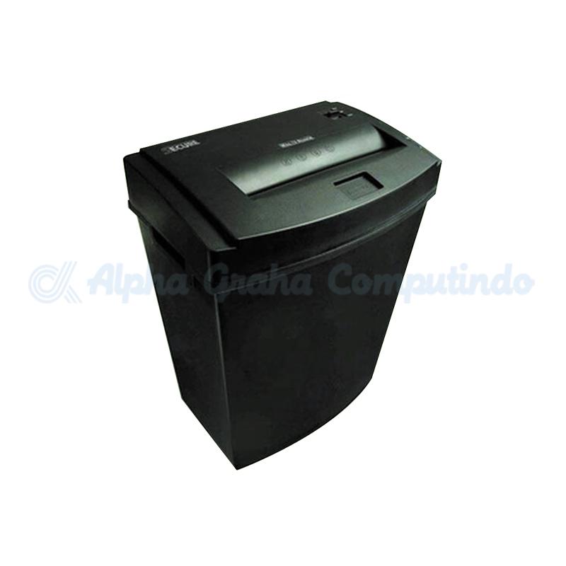 SECURE  Paper Shredder EzSC-10A CC