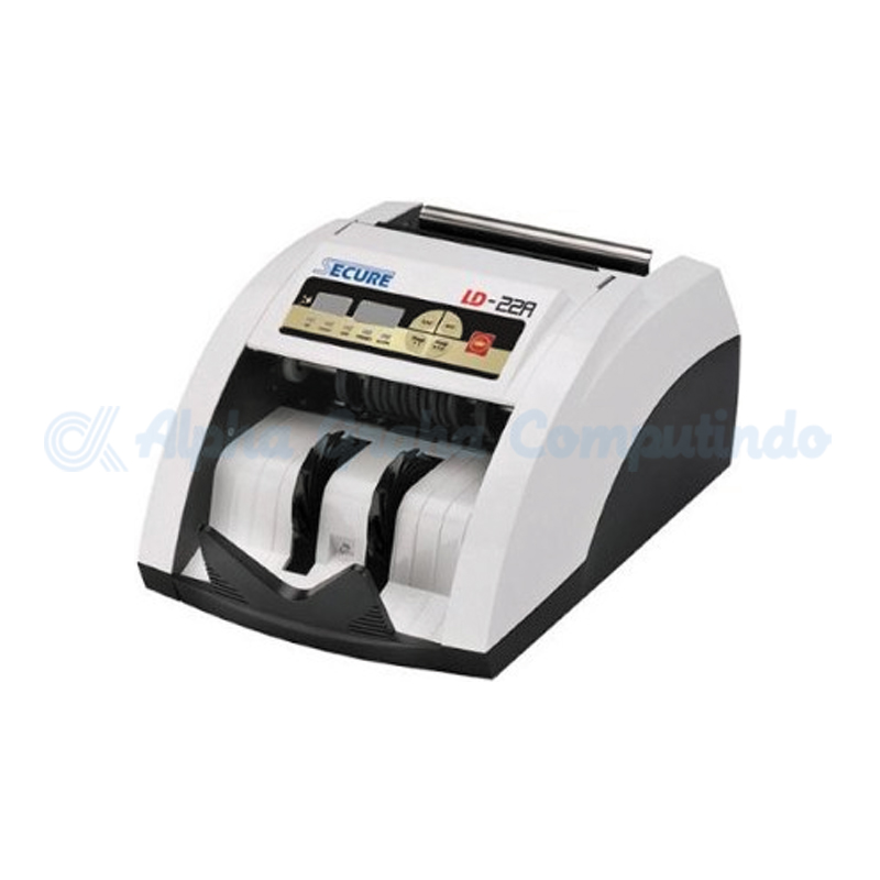 SECURE  Money Counter LD-22A