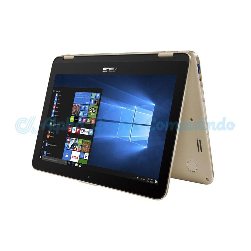 Asus   VivoBook Flip 12 TP203NAH-BP012T N3350 4GB 1TB [Win10] Shimmering Gold