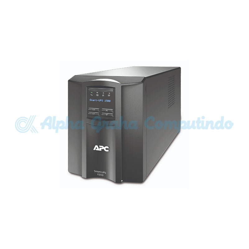 APC  Smart-UPS 1500VA LCD 230V [SMT1500i]