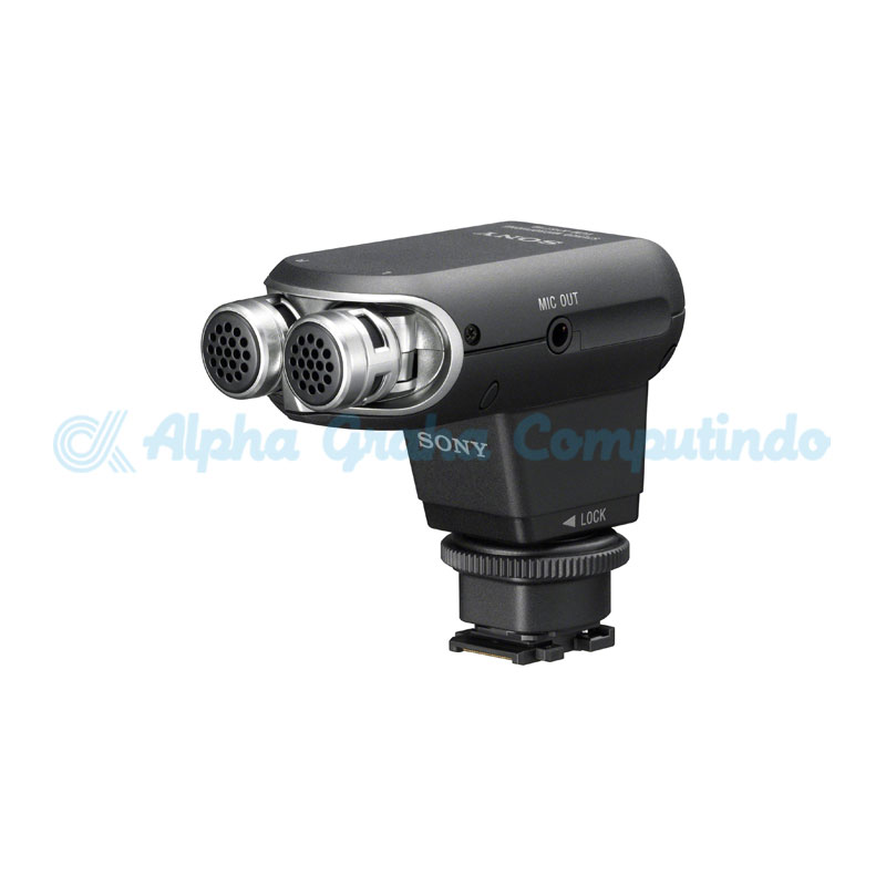Sony  XYST1M Camcorder Stereo Mic For Multi-Interface Shoe [ECM-XYST1M]