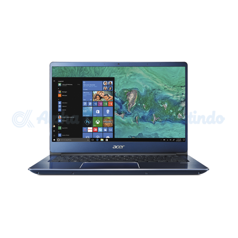 Acer    Swift 3 (SF314-54G) i7-8550U 8GB 1TB+128GB SSD Win10 Home Blue