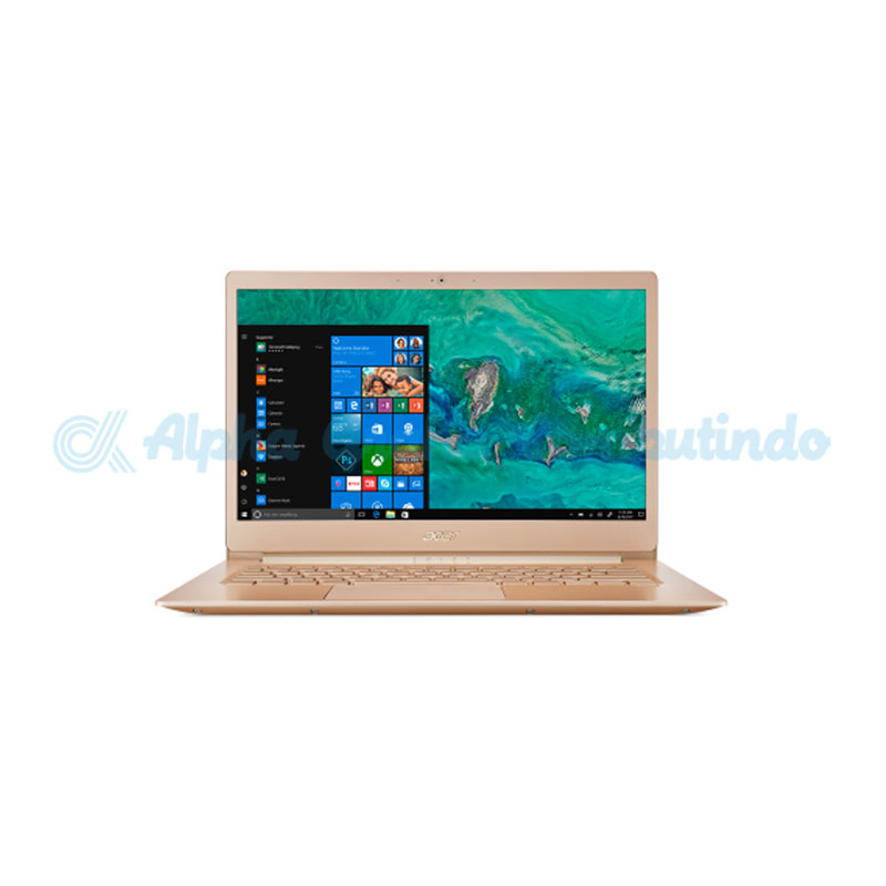 Acer  Swift 5 SF514-53T i5-8265U 8GB 256GB SSD [Win10] Gold