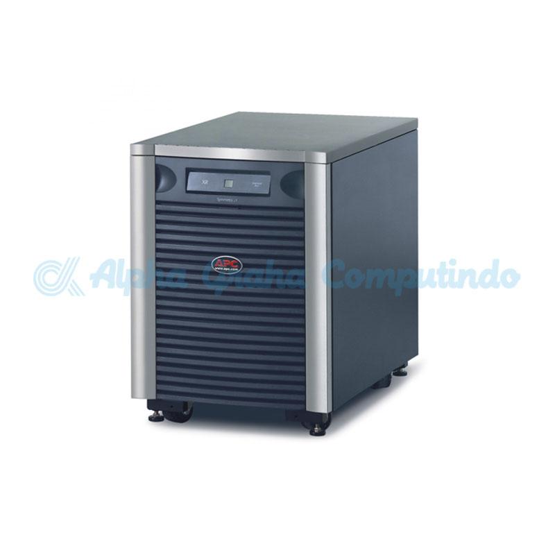 APC  Symmetra LX 4kVA Scalable to 8kVA N+1, 220/230/240V or 380/400/415V [SYA4K8I]