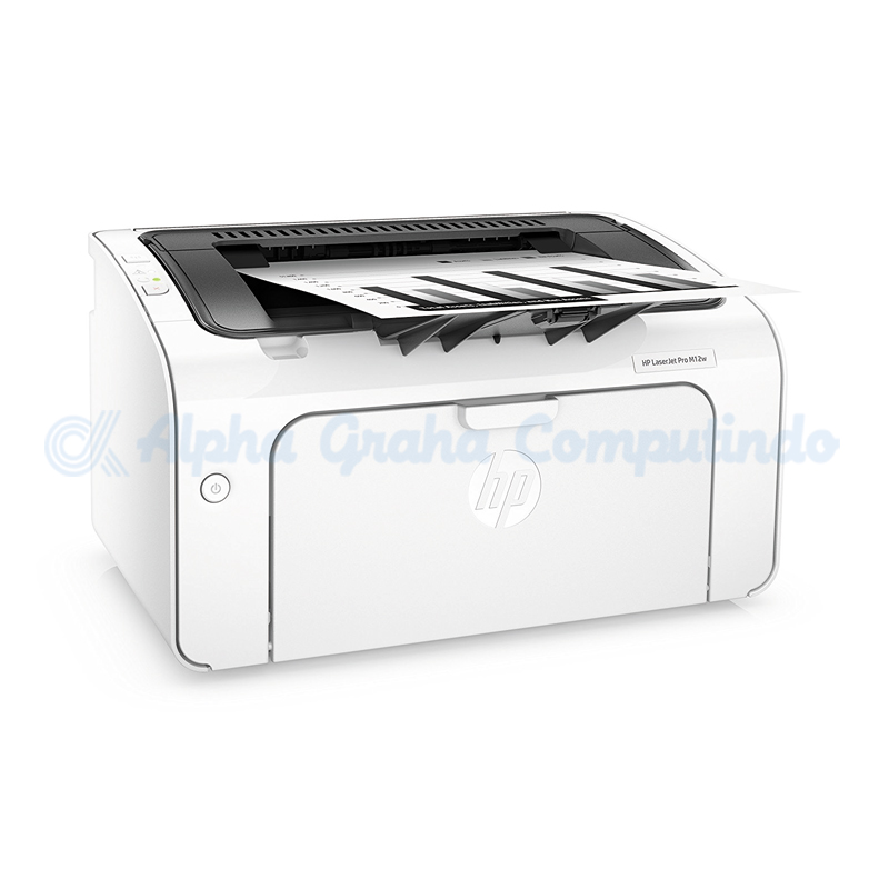 HP  LaserJet Pro M12w Printer [T0L46A]