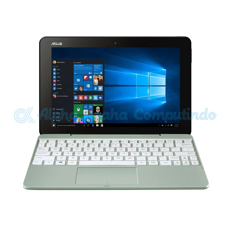 Asus  T101HA x5 2GB 128Emmc [GR011T/Win10] MintGreen