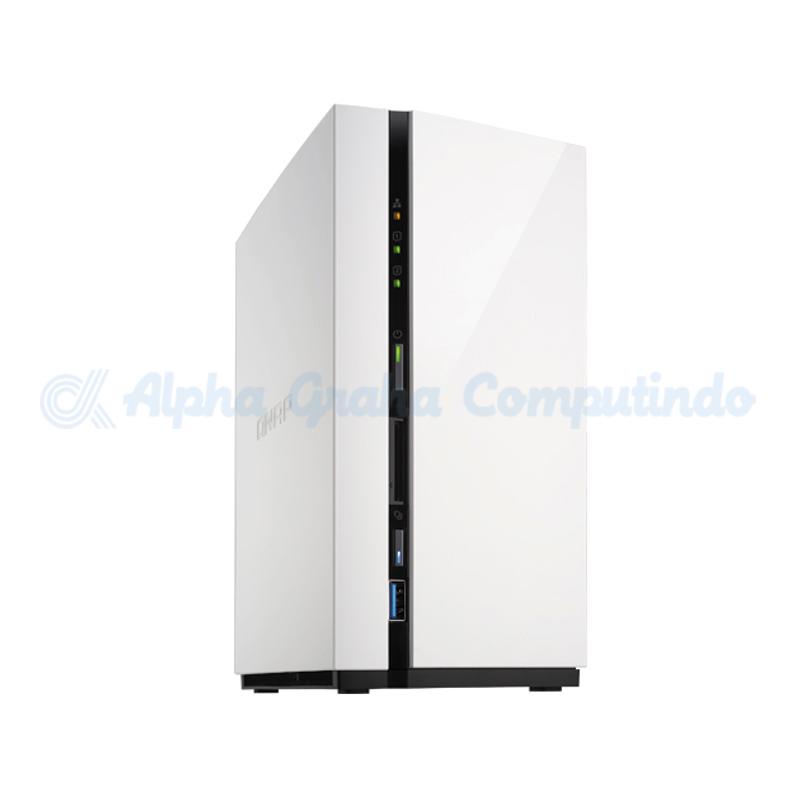 QNAP  TAS-168-0102N (1 x 2TB NAS HDD)