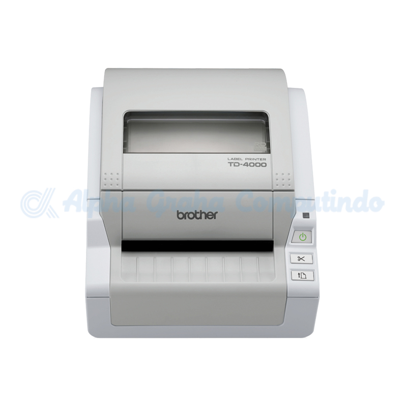 BROTHER  Professional Label Printer [TD-4000]