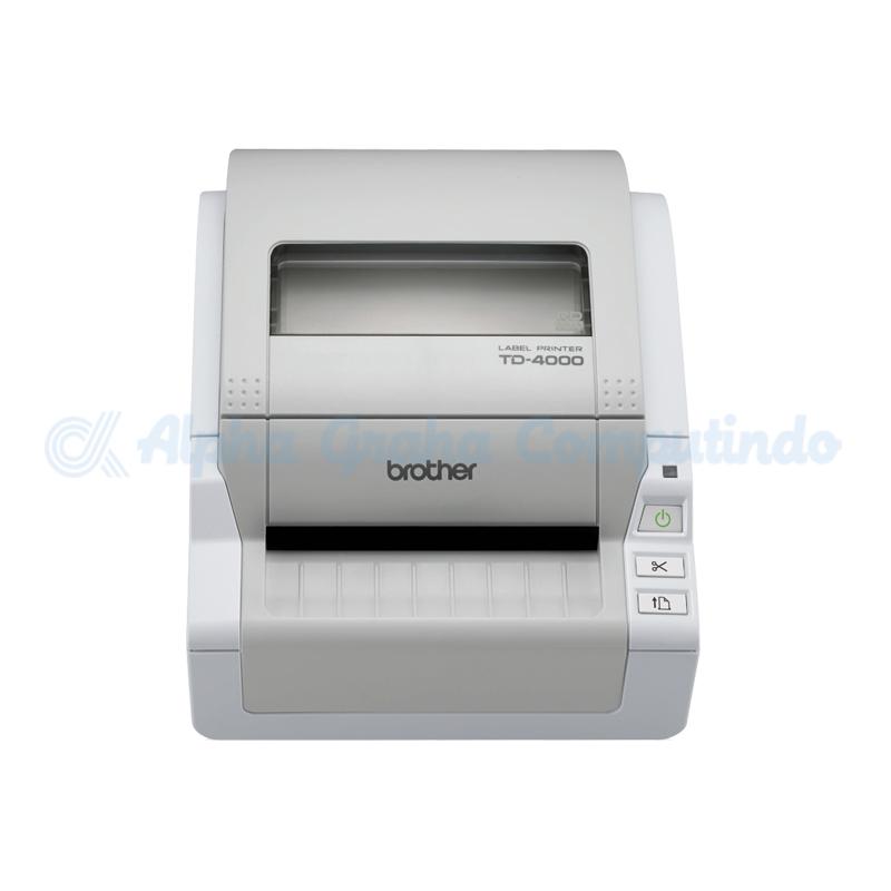 BROTHER  Professional Label Printer [TD-4000]
