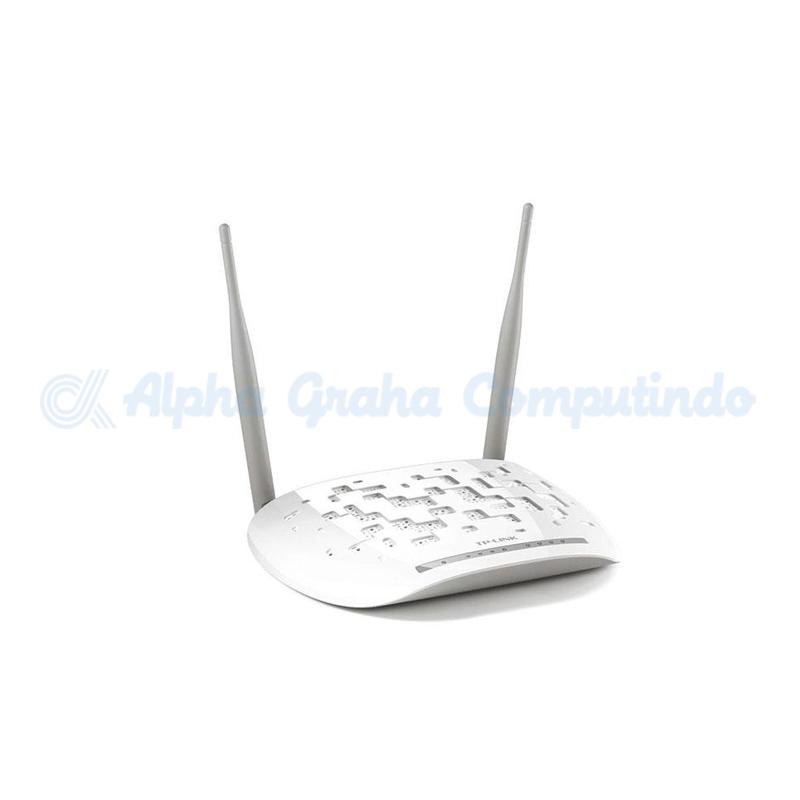 TP-LINK   300Mbps Wireless N ADSL2+ Modem Router [TD-W8961N]