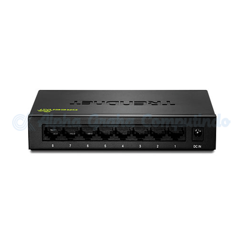 TRENDnet  Unmanaged  10/100 and Gigabit Switches [TEG-S82G]