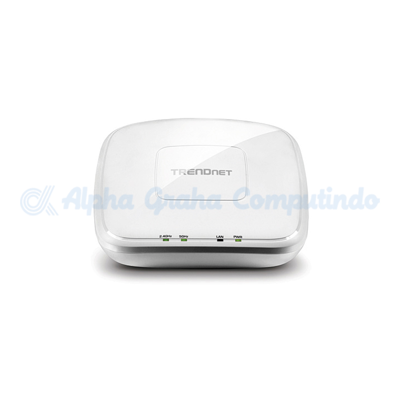 TRENDnet AC1200 Dual Band Wireless AC PoE Access Point [TEW-821DAP]