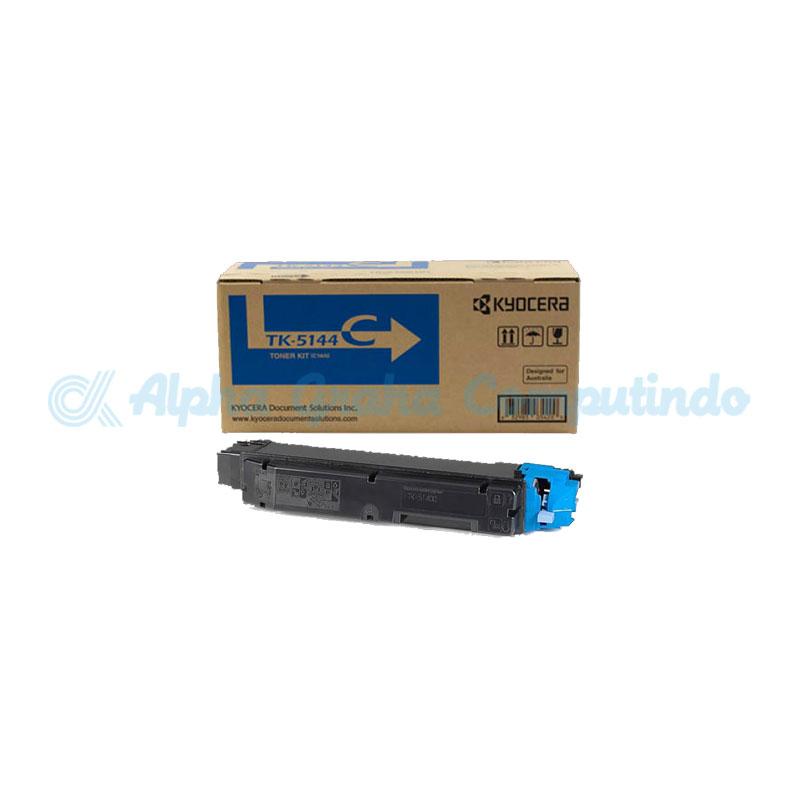 KYOCERA  Cyan Toner Cartridge [TK-5144C]