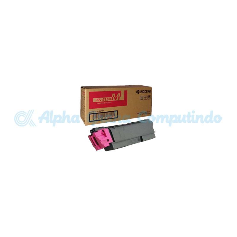 KYOCERA  Magenta Toner Cartridge [TK-5154M]
