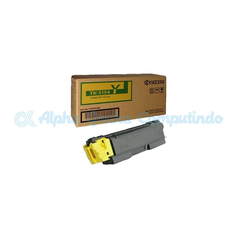KYOCERA  Yellow Toner Cartridge [TK-5154Y]