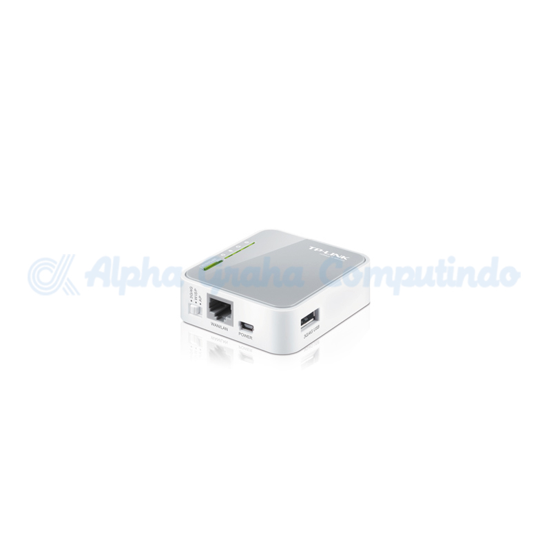 TP-LINK   150Mbps Portable 3G/4G Wireless N Router [TL-MR3020]