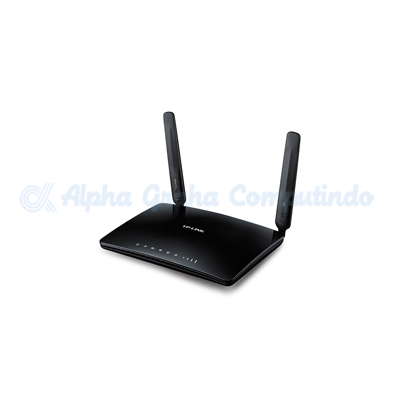 TP-LINK   300Mbps Wireless N 4G LTE Router [TL-MR6400]