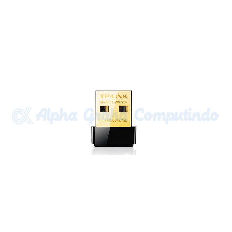 TP-LINK  150Mbps Wi-Fi USB Adapter [TL-WN725N]