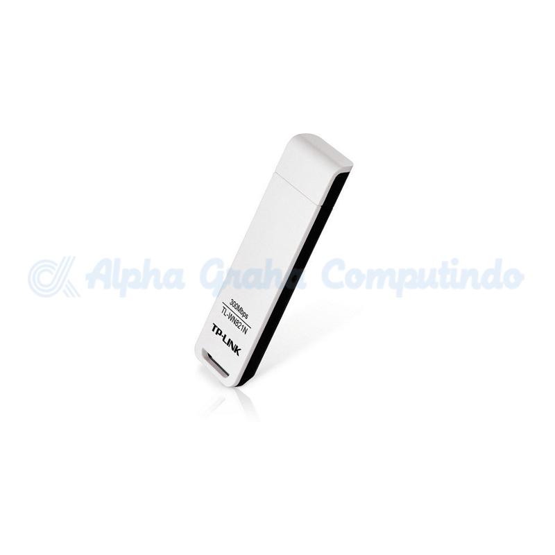 TP-LINK  300Mbps Wi-Fi USB Adapter [TL-WN821N]