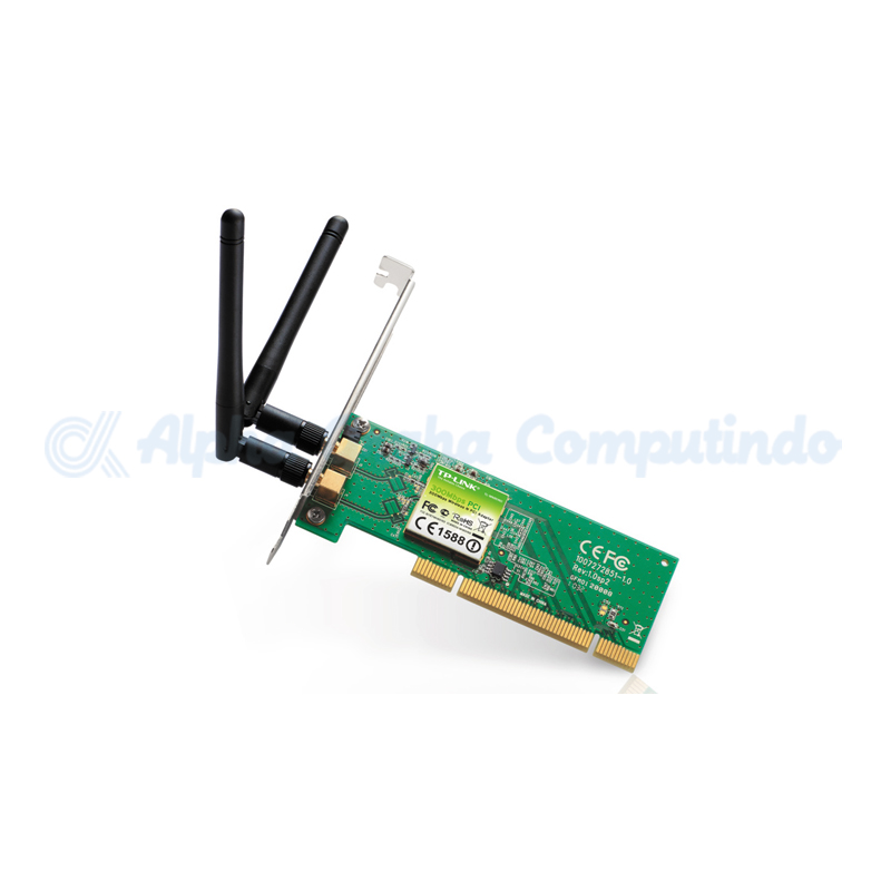 TP-LINK  300Mbps Wi-Fi PCI Adapter [TL-WN851ND]