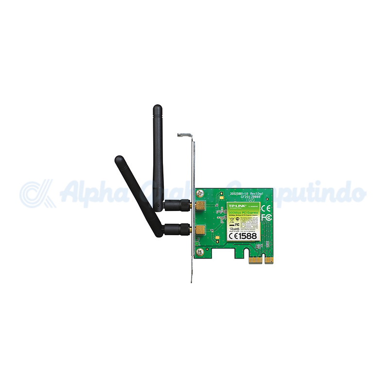TP-LINK   300Mbps Wi-Fi PCI Express Adapter [TL-WN881ND]