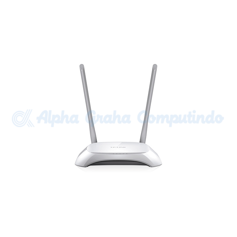 TP-LINK  N300 Wi-Fi Router [TL-WR840N]