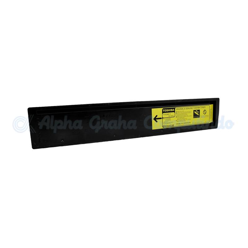 TOSHIBA Yellow Toner Cartridge T-FC35Y [6AG0-0001522]