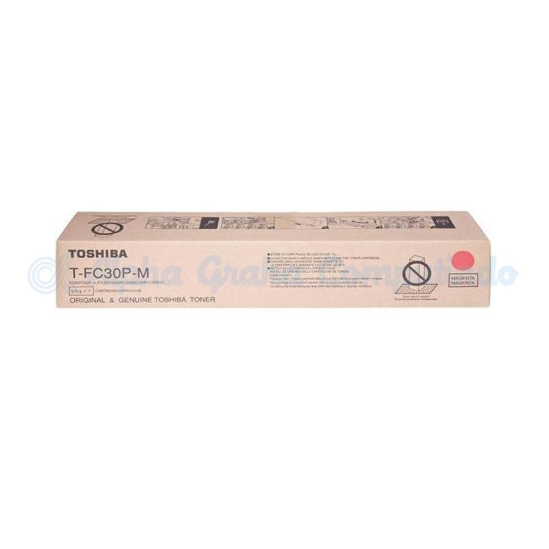 TOSHIBA Magenta Toner Cartridge T-FC50P-M [6AG00005346]