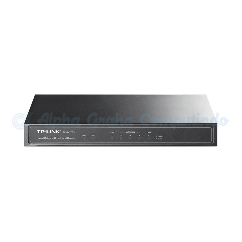 TP-LINK Load Balance Broadband Router [TL-R470T+]